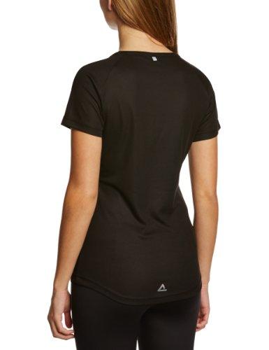 Dare 2b Women'Bloombreak-Shirt s II schwarz - schwarz