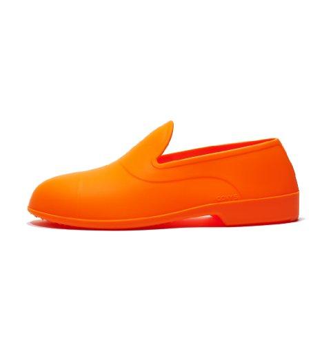 COVY'S Urban Life PREMIUM SET orange (cover shoe, Überschuh, Galosche) (39-42 EU/Size S (6.0-8.0 UK; US 7.0-9.0))