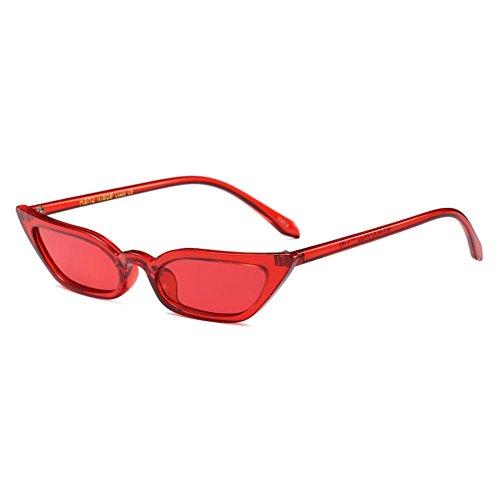 Juleya Sexy Cat Eye Sonnenbrille Frauen Klar Rahmen Spiegel Bunte Weibliche Shades C2