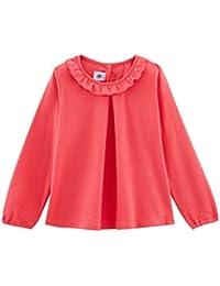 Petit Bateau Camisa Manga Larga para Niñas