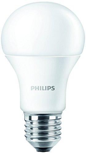Philips Lampadina LED, Attacco E27, 11W equivalente a 75W, 230V