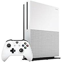 Microsoft Xbox One S 1TB White (Renewed)