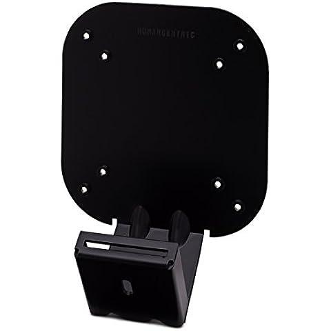 Adaptador VESA para monitores Samsung U28D590D, S27D590P, y S24D590PL - de HumanCentric