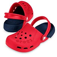 Crocs Unisex Kids Electro Clogs