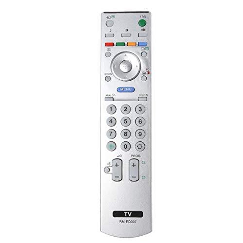 gszfsm001 - Mando a Distancia para Mando a Distancia Sony Smart TV RM-ED007 RM-GA008 RM-YD028 RMED007 RM-YD025 RM-ED005