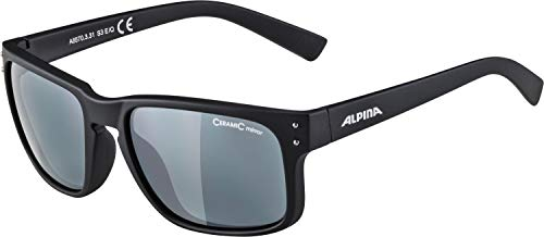 Alpina A8570_1 Kosmic  Sportbrille - schwarz matt