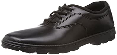 Prefect By Liberty S/BOY EXCE_Black Kids Casual Lacing