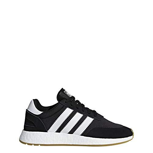 adidas Herren I-5923 Sneaker, Schwarz (Core Black/Footwear White/Gum 0), 43 1/3 EU