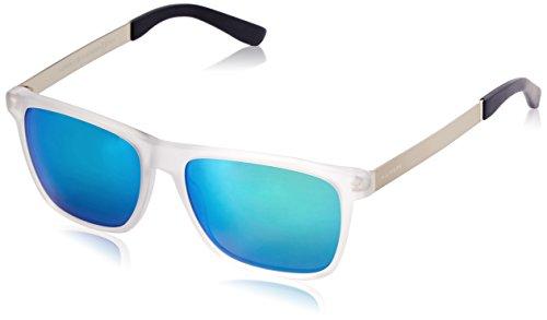 Tommy Hilfiger Herren TH 1322/S Z9 IHP 55 Sonnenbrille, Grau (Mtpall/Green Multilaye) Preisvergleich