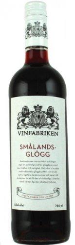 Smalands Glögg - Alkoholfrei (Flasche 750 ml)