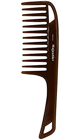 Hair Comb- a Handle Hair Comb infused with Natural Essence