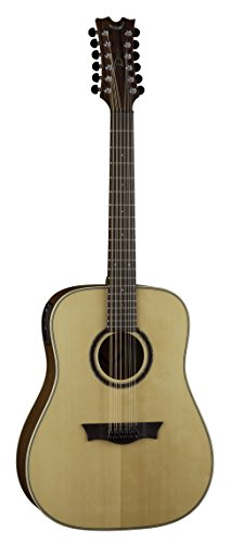 DEAN GUITARS NSD 12 GN   GUITARRA ELECTROACUSTICA (TIPO DREADNOUGHT)  COLOR BEIGE