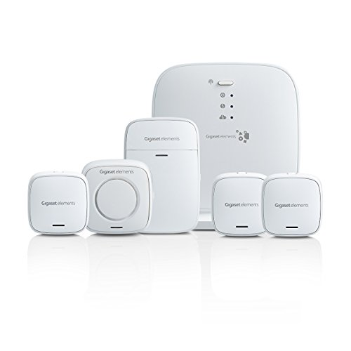 Gigaset elements Alarmanlage / elements alarm system M / Smart Home Basisstation...