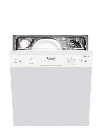Hotpoint LFSA+ 2174 A WH Semi intégré 14places A+ lave-vaisselle - lave-vaisselles (Semi intégré, Acier inoxydable, 14 places, 49 dB, A, 175 min)