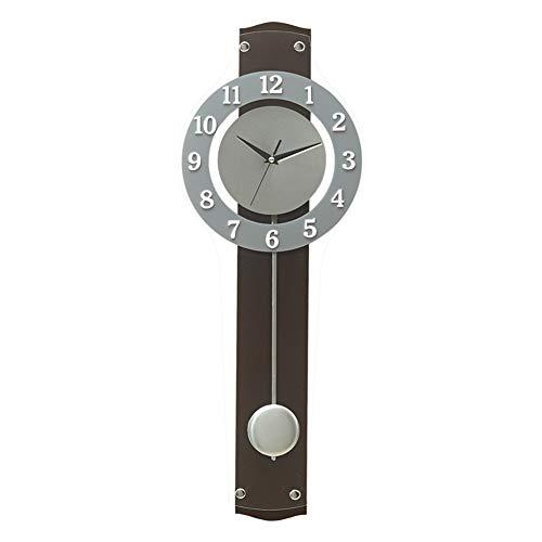BGGZXX Reloj De Pared Vintage 10 Pulgadas Mudo, Durable Creativo Reloj De Pared Dormitorio Sala De Estar Reloj De Cuarzo