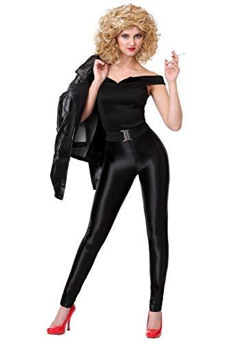 Frauen Deluxe Fett Bad Sandy Kostüm - - Sandy Kostüm Fett