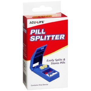 Aculife Pill Box Splitter by Health Enterprises