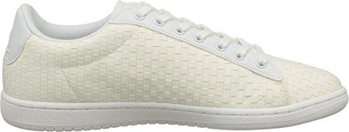 Le Coq Sportif Arthur Ashe Woven Herren Sneaker Weiß - Blanc (Optical White)