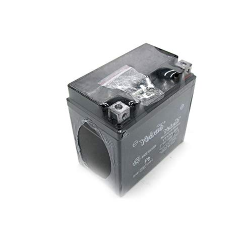 KNOSSOS 12V 5Ah Batteria Moto Sostituzione Batteria elettrica Bici Backup Power Tool - Nero