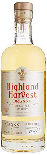 Highland Harvest Scotch Whisky Bio (1 x 0.7 l)