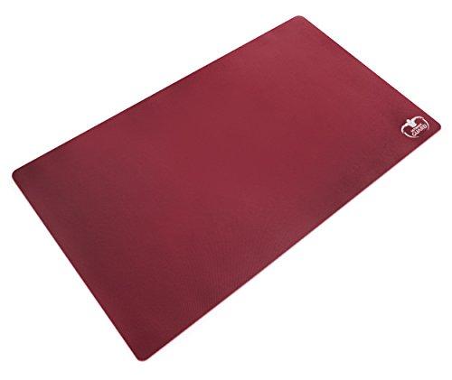 Ultimate Guard Tapete Monochrome Rojo Burdeos 61 x 35 cm