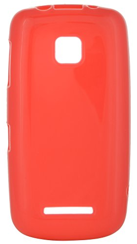 iCandy Back Cover for Nokia Asha 311 (Red)  available at amazon for Rs.109