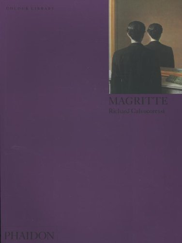 Magritte (Colour Library) by Richard Calvocoressi (12-Aug-1998) Paperback