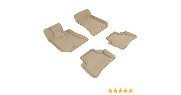 Thomatex 4250048904174 3d Gummi Fußmatten Beige Auto