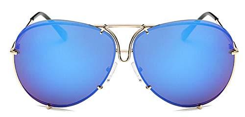 LAMAMAG Sonnenbrille Aviation Sonnenbrillen Herren Sonnenbrillen Spiegel Damen Sonnenbrillen Für Damen Brillen Kim Kardashian Oculo, 2