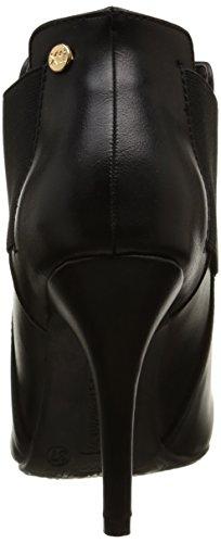 Xti - 28418, Sandalo Con Tacco da donna Nero (noir)