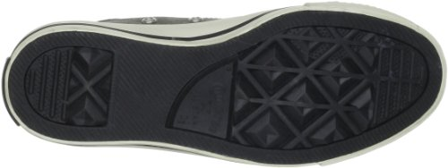 Converse Chuck Taylor All Star Shearling Leather Hi, Baskets mode mixte adulte Noir (Noir)