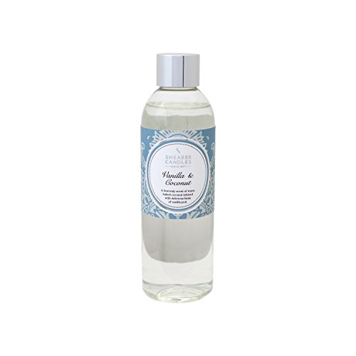 "Shearer Candles 200 ml ""Vanilla and Coconut"" Scented Reed Diffuser Refill (2015-04-01)"