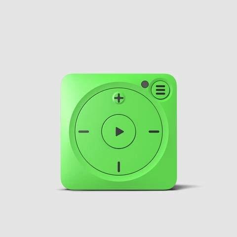 Mighty Vibe Spotify und Amazon Music Player - Musik und Podcasts ohne Handy - Mit Bluetooth oder WLAN Synchronisieren - Shamrock Grün -