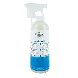 PetSafe Liquid Ate Enzyme Cleaning Solution, 500 ml, Chemical Free, Urine Remover and Toilet Trainer