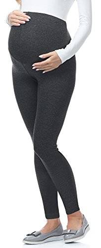 Be mammy leggings premaman lunghi 02(melange scuro, xs)