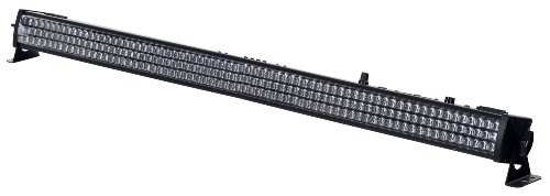 Showlite SB-216 LED Stage Bar 216x10 mm LEDs Lichteffekt (Bühnenlicht, Discolicht, 6 DMX-Modi, Stroboskop - Outlet Decken Wand