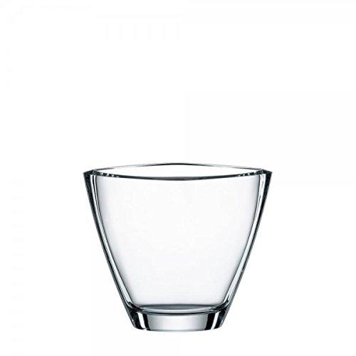 Nachtmann - Vase en cristal Nachtmann carré - taille : 19 cm