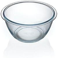 Pyrex 504B000/T446 - Cuenco de cristal (2 L)