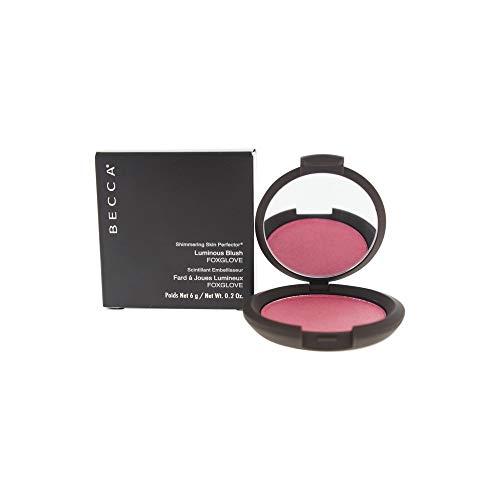 Cosmetics Blush (Becca Cosmetics Luminous Blush, Foxglove)