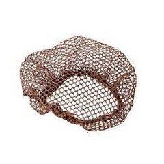 Roller Schlafen Haarnetz x 2 Braun