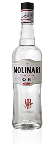 Licor Sambuca Molinari Extra Botella 70 Cl (40% Vol)