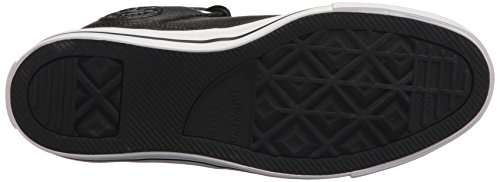 Converse Chuck Taylor All Star High Street High Sneaker, Sneaker Basse Unisex - Adulto Nero