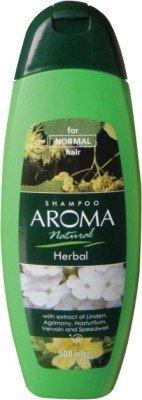 AROMA Shampooing naturel à base de plantes 500 ml