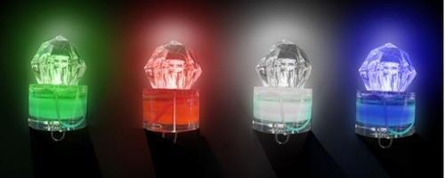 LED Unterwasser-Sea-Strobe Light - White -