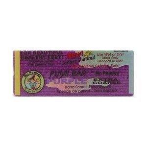 Mr. Pumice Purple Extra-Coarse Pumi Bar by Mr.