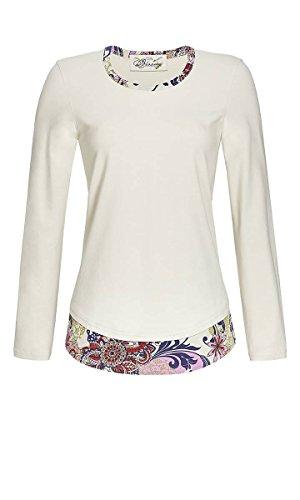 Ringella Bloomy Damen T-Shirt 1/1 Arm 7551406P Ecru