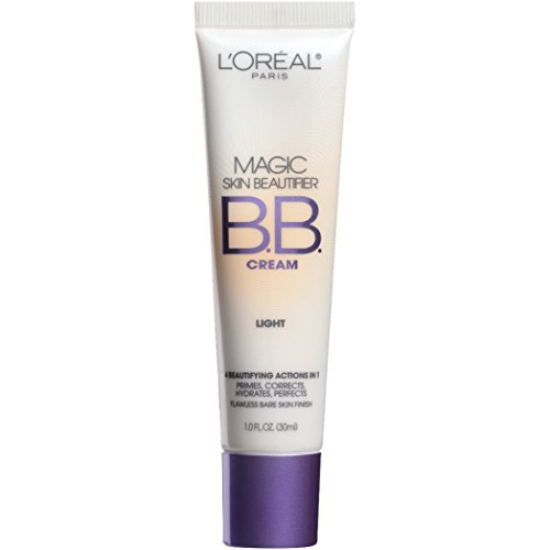 L'Oreal Paris Magic Skin Beautifier BB Cream, Light, 1.0 Fluid Ounce by L'Oreal Paris