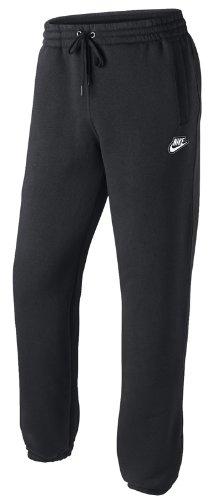 NIKE - Pantaloni tuta felpati con elastico alla caviglia, da uomo