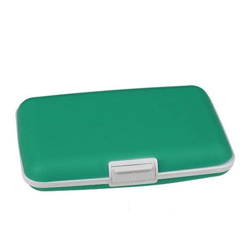 ECM03A05 verde Mens Fidanzati commerciali Casi carta del silicone eccellente linea Nome del titolare / documento identitš€ da Epoint - Scatola Caso Holder