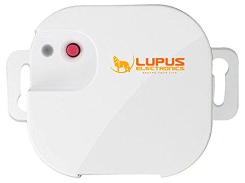 Preisvergleich Produktbild LUPUSEC 12/24V Funkrelais, nicht kompatibel mit der XT1, automatisiertes Ein-/Ausschalten von 12/24V Verbrauchern wie Garagentore oder Bewässerungsventile, 12052